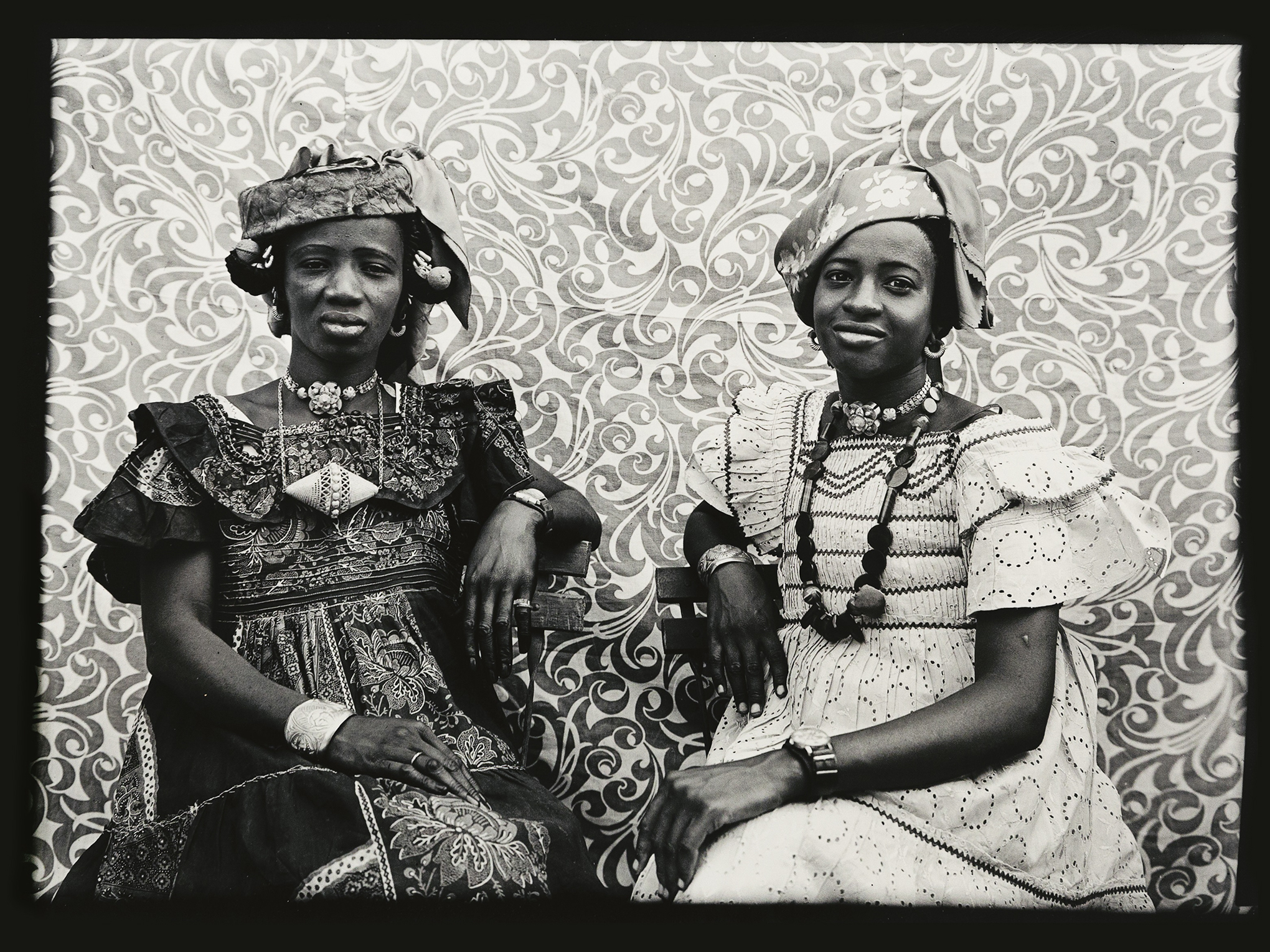How The Sewing Machine Gave Power — And Fashion Cred — To African Women